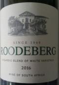 KWV路德伯格干白葡萄酒(KWV Roodeberg White, Western Cape, South Africa)