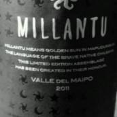 圣爱丽丝米兰图干红葡萄酒(Santa Alicia Millantu,Maipo Valley,Chile)