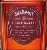 杰克丹尼单桶田纳西黑麦威士忌(Jack Daniel's Single Barrel Rye Tennessee Rye Whiskey,...)