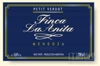 安妮塔小味而多干白葡萄酒(Finca La Anita Petit Verdot,Mendoza,Argentina)