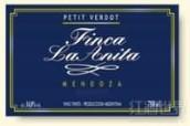安妮塔小味而多干白葡萄酒(Finca La Anita Petit Verdot, Mendoza, Argentina)