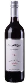 阿什利基高级园马尔贝克干红葡萄酒(Ash Ridge Premium Estate Malbec,Hawke's Bay,New Zealand)
