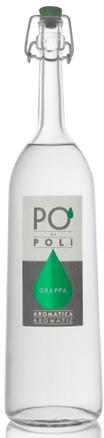 魄力格拉巴PO香气渣酿白兰地(Poli Grappa PO Aromatic,Veneto,Italy)