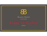 黑谷仓白中白起泡酒(Black Barn Vineyards Blanc de Blancs,Hawke's Bay,New Zealand)