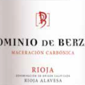 贝尔萨乐酒庄干红葡萄酒(二氧化碳浸渍)(Dominio de Berzal Carbonic Maceration,Rioja Alavesa,Spain)