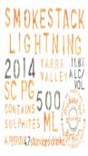 阿菲文酒庄烟囱闪电灰皮诺干白葡萄酒(Arfion Smokestack Lightning Pinot Grigio,Yarra Valley,...)