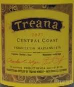 特瑞纳梅尔苏园干白葡萄酒(Treana Mer Soleil Vineyard White,Central Coast,USA)