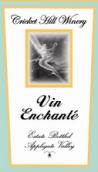 蟋蟀山魅力魔法混酿红葡萄酒(Cricket Hill Winery Vin Enchanté,Oregon,USA)