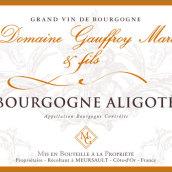 戈弗瓦父子酒庄勃艮第阿里高特干白葡萄酒(DomaineGauffroyMarc&Fils Bourgogne Aligote,Burgundy,...)