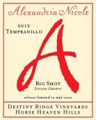 尼科尔丹魄干红葡萄酒(Alexandria Nicole CellarsTempranillo,Washington,America)