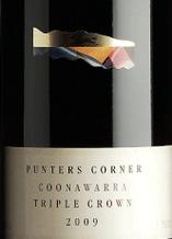 赛马者之阁三重冠干红葡萄酒(Punters Corner Triple Crown,Coonawarra,Australia)