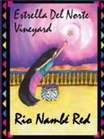 北极星里欧南贝干红葡萄酒(Estrella Del Norte Rio Nambe Red,New Mexico,USA)