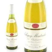 勒桦芦笛园干白葡萄酒(Domaine Leroy Les Chalumeaux,Puligny-Montrachet,France)