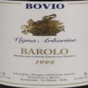 金纺柯·宝威阿波尼亚园巴罗洛干红葡萄酒(Gianfranco Bovio Vigna Arborina Barolo DOCG,La Morra,Italy)