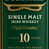布什米尔10年爱尔兰单一麦芽威士忌(Bushmills Aged 10 Years Single Malt Irish Whiskey,Ireland)