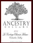 先辈队伍白诗南干白葡萄酒(Ancestry Le Cortege Chenin Blanc,Columbia Valley,USA)