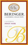 贝灵哲酒庄加州收藏系列黑皮诺红葡萄酒(Beringer California Collection Pinot Noir, California, USA)