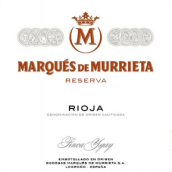 姆列达侯爵佳丽酿干红葡萄酒(Marques de Murrieta Mazuelo, Rioja DOCa, Spain)