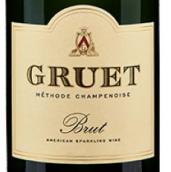 格鲁埃酒庄干型香槟(Gruet Winery Brut,New Mexico,USA)