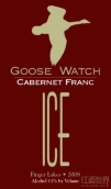 观鹅品丽珠冰红葡萄酒(Goose Watch Cabernet Franc Ice, Finger Lakes, USA)