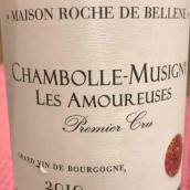 罗斯德贝爱侣园(香波-慕西尼一级园)红葡萄酒(Maison Roche de Bellene Les Amoureuses,Chambolle-Musigny ...)