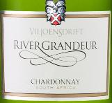 维尔约恩斯大河霞多丽干白葡萄酒(Viljoensdrift River Grandeur Chardonnay,Robertson,South ...)