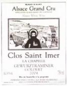 Domaine Ernest Burn Gewurztraminer Clos Saint Imer La ...