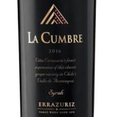 伊拉苏拉宫傅西拉干红葡萄酒(Errazuriz La Cumbre Syrah, Aconcagua Valley, Chile)