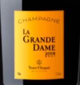 凯歌夫人极干型香槟(Champagne Veuve Clicquot La Grande Dame Brut, Champagne, France)
