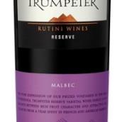 露迪尼小号珍藏马尔贝克干红葡萄酒(Rutini Wines Trumpeter Reserve Malbec,Mendoza,Argentina)