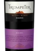 露迪尼小号珍藏马尔贝克干红葡萄酒(Rutini Wines Trumpeter Reserve Malbec, Mendoza, Argentina)