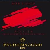 马卡尼黑珍珠干红葡萄酒(Feudo Maccari Nero d'Avola,Sicily,Italy)
