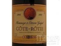 吉佳乐世家圣艾蒂安·吉佳乐干红葡萄酒(E.Guigal Hommage a Etienne Guigal,Cote Rotie,France)
