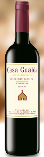瓜达之家精选C&J干红葡萄酒(Casa Gualda Seleccion C&J,La Mancha,Spain)