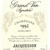 雅克森米勒斯摩列级园极干香槟(Jacquesson Grand Vin Signature Millesime Extra Brut,...)