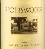 斯勃兹伍德酒庄长相思干白葡萄酒(Spottswoode Vineyard Sauvignon Blanc, Napa County, USA)