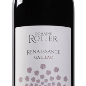 罗蒂尔复活干红葡萄酒(Domaine Rotier Renaissance,Gaillac,France)