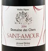 谢赫酒庄圣阿穆尔老藤干红葡萄酒(Domaine des Chers Saint Amour Vieilles Vignes, Saint Amour, France)