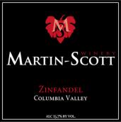 马丁斯科特仙粉黛干红葡萄酒(Martin Scott Zinfandel, Columbia Valley, USA)
