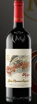 姆列达侯爵伊格特级珍藏干红葡萄酒(Marques de Murrieta Castillo Ygay Gran Reserva Especial, Rioja DOCa, Spain)