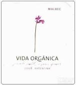 朱卡迪园维达有机马尔贝克干红葡萄酒(Familia Zuccardi Vida Organica Malbec,Mendoza,Argentina)