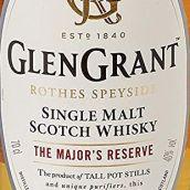 格兰冠少校珍藏苏格兰单一麦芽威士忌(Glen Grant The Major's Reserve Single Malt Scotch Whisky,...)