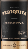 JM豐塞卡百利吉達珍藏干紅葡萄酒(Jose Maria da Fonseca Periquita Reserva, Peninsula de Setubal, Portugal)