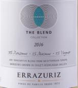 伊拉苏精选混酿干白葡萄酒(Errazuriz The Blend Collection White,Aconcagua Valley,Chile)