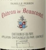 博卡斯特尔酒庄教皇新堡白葡萄酒(Chateau de Beaucastel Blanc, Chateauneuf du Pape, France)