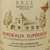 巴罗泰酒庄红葡萄酒(Chateau Baratet,Bordeaux Surperieur,France)