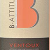 宫廷酒庄百利杜桃红葡萄酒(Cave La Courtoise B-Attitude Rose,Ventoux,France)