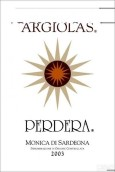 阿吉拉斯佩德拉莫尼卡干红葡萄酒(Argiolas Perdera Monica di Sardegna, Sardinia, Italy)