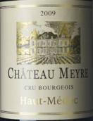 美意酒庄红葡萄酒(Chateau Meyre,Haut-Medoc,France)