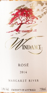 风之舞甜型桃红葡萄酒(Windance Estate Sweet Rose,Margaret River,Australia)